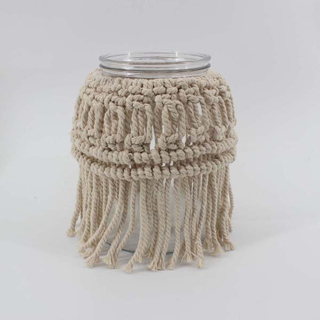 Macrame Jar Cover 1810071