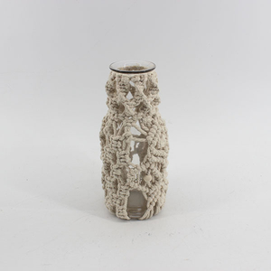 Macrame Jar Cover 1820908