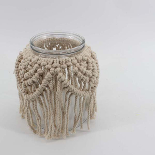 Macrame Jar Cover 1810072